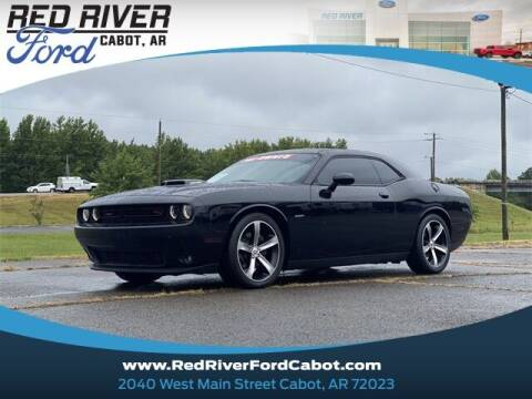 2016 Dodge Challenger for sale at RED RIVER DODGE - Red River of Cabot in Cabot, AR