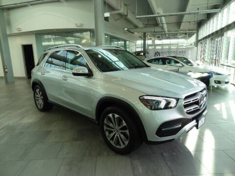 2020 Mercedes-Benz GLE for sale at Motorcars Washington in Chantilly VA