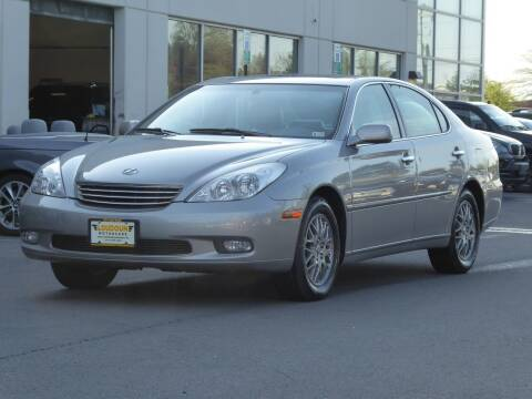2004 Lexus ES 330 for sale at Loudoun Used Cars - LOUDOUN MOTOR CARS in Chantilly VA