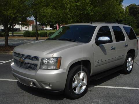2009 Chevrolet Tahoe for sale at Uniworld Auto Sales LLC. in Greensboro NC