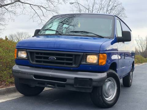 2006 Ford E-Series Cargo for sale at William D Auto Sales in Norcross GA