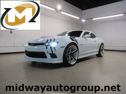 2014 Chevrolet Camaro for sale at Midway Auto Group in Addison TX