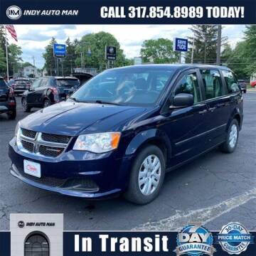 2014 Dodge Grand Caravan for sale at INDY AUTO MAN in Indianapolis IN