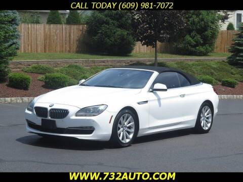 2014 BMW 6 Series for sale at Absolute Auto Solutions in Hamilton NJ