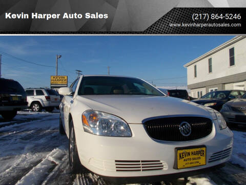 2006 Buick Lucerne for sale at Kevin Harper Auto Sales in Mount Zion IL