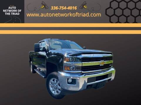 2015 Chevrolet Silverado 2500HD for sale at Auto Network of the Triad in Walkertown NC