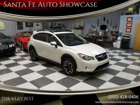 2015 Subaru XV Crosstrek for sale at Santa Fe Auto Showcase in Santa Fe NM