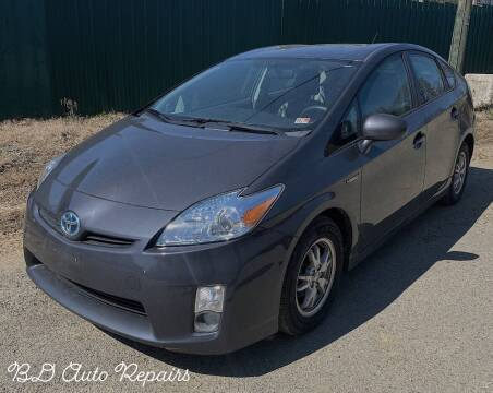 2011 Toyota Prius for sale at BD Auto Sales in Richmond VA
