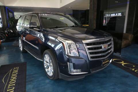 2018 Cadillac Escalade for sale at OC Autosource in Costa Mesa CA