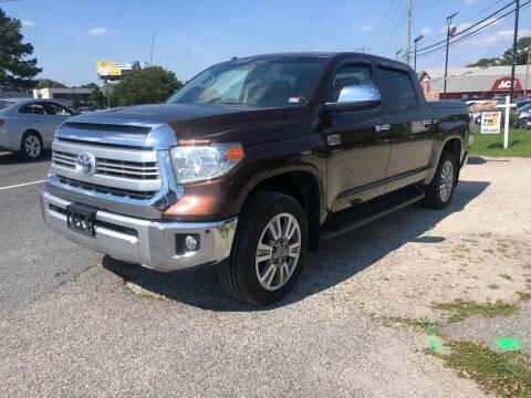 2014 Toyota Tundra for sale at Mega Autosports in Chesapeake VA