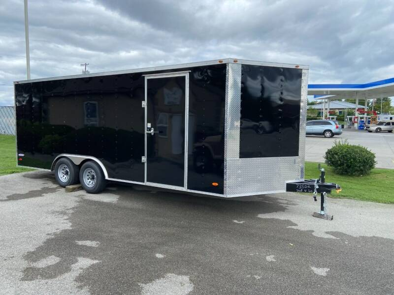 2022 Freedom 8.5x20TA3 for sale at STOP N GO MOTORS - Enclosed Trailers in Maryville TN