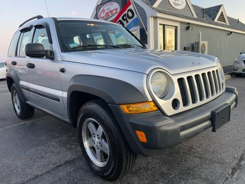 2006 Jeep Liberty for sale at Cape Cod Carz in Hyannis MA