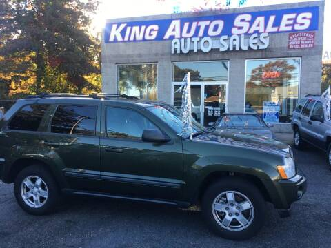 2007 Jeep Grand Cherokee for sale at King Auto Sales INC in Medford NY