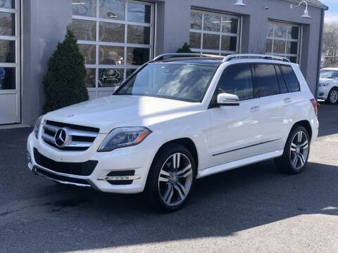 2013 Mercedes-Benz GLK for sale at LARIN AUTO in Norwood MA