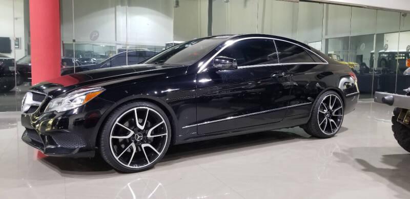 2015 Mercedes-Benz E-Class for sale at Prestige USA Auto Group in Miami FL