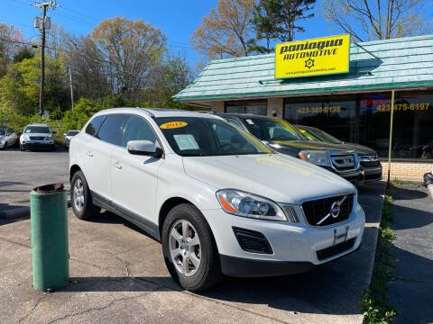 2012 Volvo XC60 for sale at Diana Rico LLC in Dalton GA