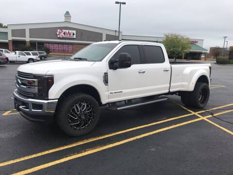 2018 Ford F-350 Super Duty for sale at Jackson Automotive LLC in Glasgow KY