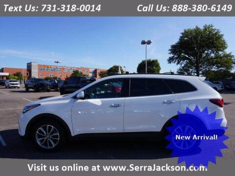2017 Hyundai Santa Fe for sale at Serra Of Jackson in Jackson TN
