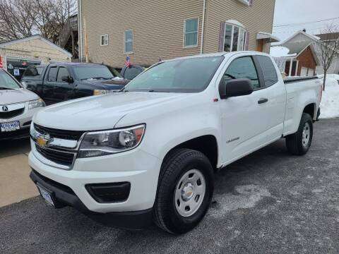 2017 Chevrolet Colorado for sale at Express Auto Mall in Totowa NJ
