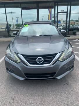 2016 Nissan Altima for sale at Washington Motor Company in Washington NC