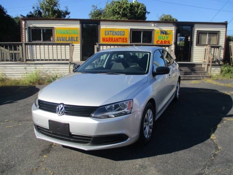 2012 Volkswagen Jetta for sale at Unlimited Auto Sales Inc. in Mount Sinai NY