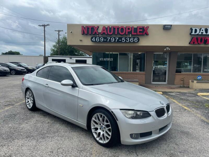 2008 BMW 3 Series for sale at NTX Autoplex in Garland TX
