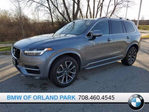 2016 Volvo XC90 for sale at BMW OF ORLAND PARK in Orland Park IL