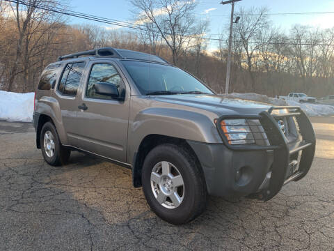 2007 Nissan Xterra for sale at George Strus Motors Inc. in Newfoundland NJ