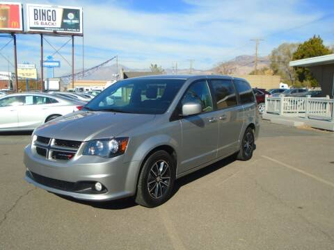 2018 Dodge Grand Caravan for sale at Smart Buy Auto Sales in Ogden UT