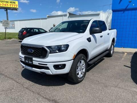 2019 Ford Ranger for sale at M-97 Auto Dealer in Roseville MI