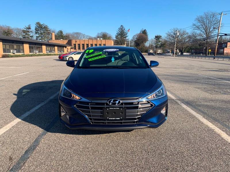 2019 Hyundai Elantra for sale in Roslyn Heights, NY