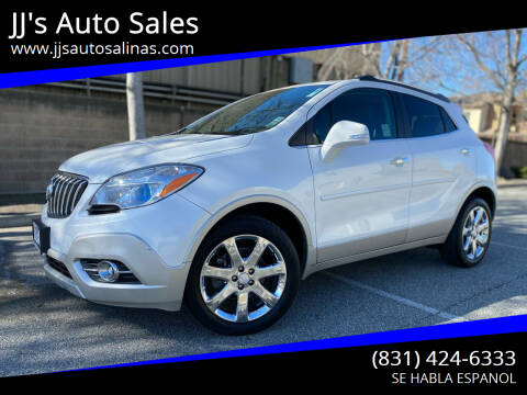 2014 Buick Encore for sale at JJ's Auto Sales in Salinas CA