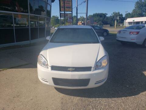 2007 Chevrolet Impala for sale at Fansy Cars in Mount Morris MI