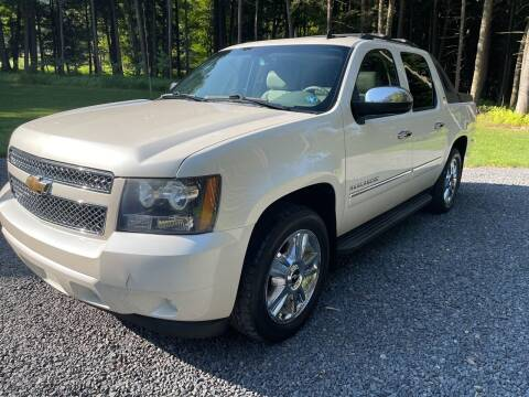 2010 Chevrolet Avalanche for sale at JM Auto Sales in Shenandoah PA