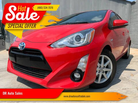 2015 Toyota Prius c for sale at DR Auto Sales in Scottsdale AZ