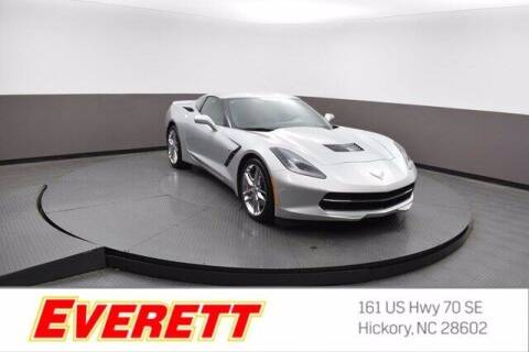 2014 Chevrolet Corvette for sale at Everett Chevrolet Buick GMC in Hickory NC