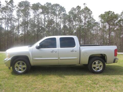 2013 Chevrolet Silverado 1500 for sale at Ward's Motorsports in Pensacola FL