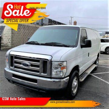 2009 Ford E-Series Cargo for sale at GSM Auto Sales in Linden NJ
