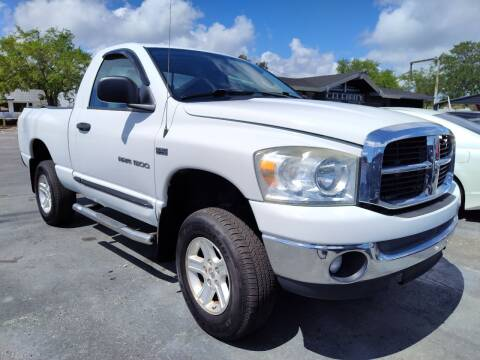 2007 Dodge Ram Pickup 1500 for sale at Celebrity Auto Sales in Port Saint Lucie FL