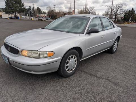 2004 Buick Century for sale at Teddy Bear Auto Sales Inc in Portland OR