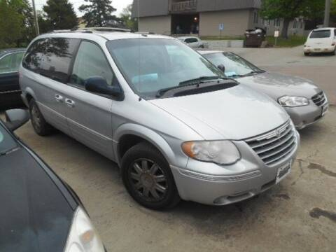 2007 Chrysler Town and Country for sale at Daryl's Auto Service in Chamberlain SD