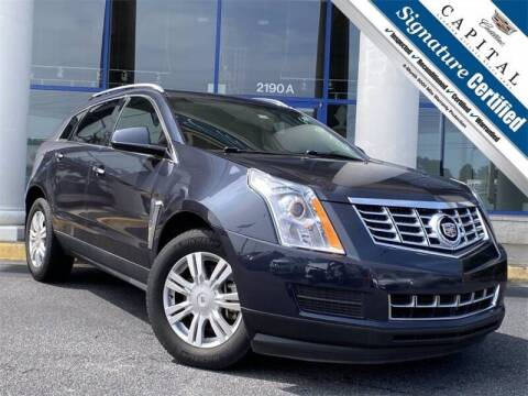 2016 Cadillac SRX for sale at Southern Auto Solutions - Georgia Car Finder - Southern Auto Solutions - Capital Cadillac in Marietta GA