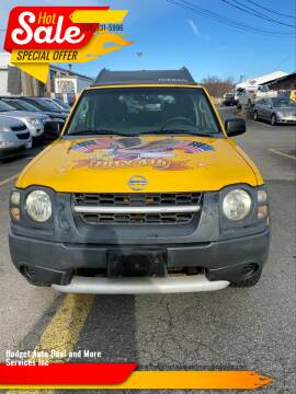 2004 Nissan Xterra for sale at Budget Auto Deal and More Services Inc in Worcester MA