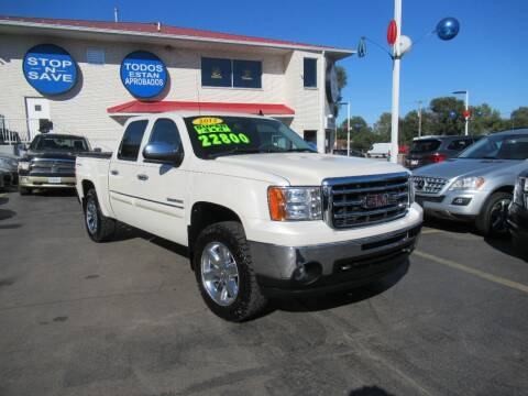 2012 GMC Sierra 1500 for sale at Auto Land Inc in Crest Hill IL