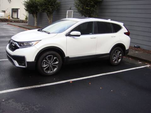2020 Honda CR-V for sale at Western Auto Brokers in Lynnwood WA