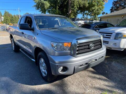 2007 Toyota Tundra for sale at SNS AUTO SALES in Seattle WA