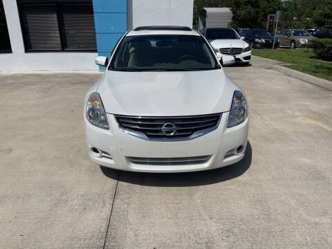 2012 Nissan Altima for sale at ETS Autos Inc in Sanford FL