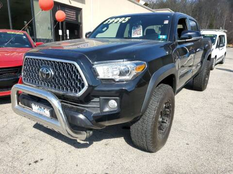 2019 Toyota Tacoma for sale at Auto Wholesalers Of Hooksett in Hooksett NH