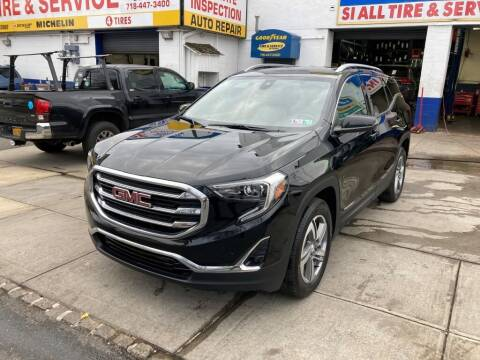 2020 GMC Terrain for sale at US Auto Network in Staten Island NY