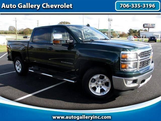 2015 Chevrolet Silverado 1500 for sale at Auto Gallery Chevrolet in Commerce GA